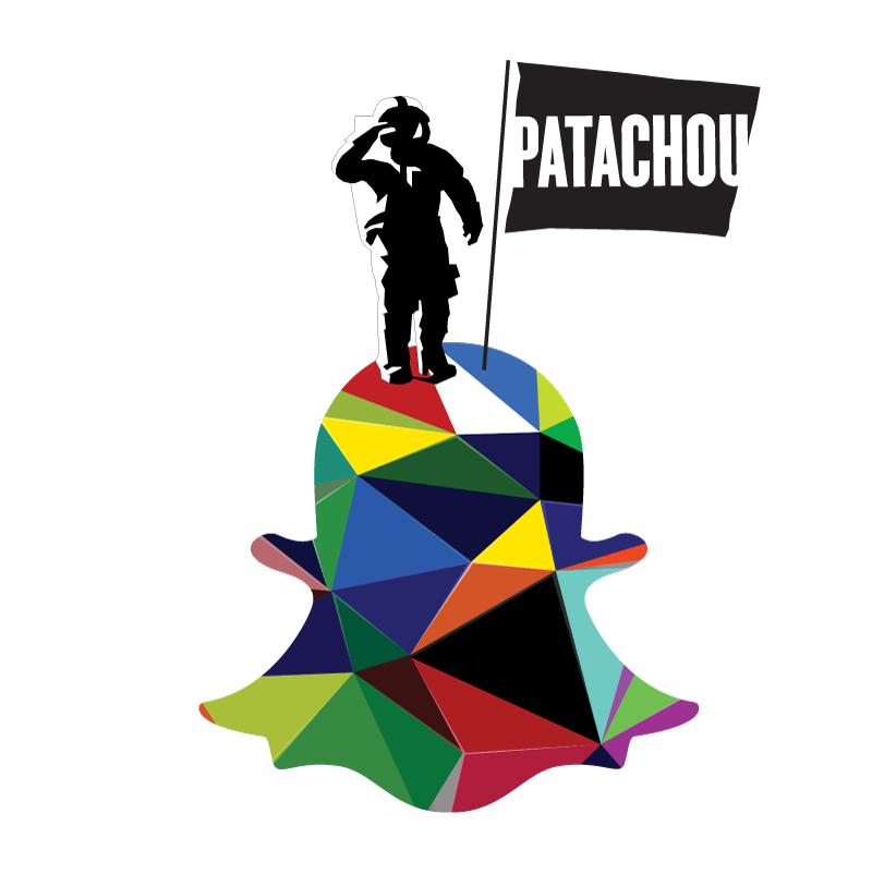 Patachou-snapchat