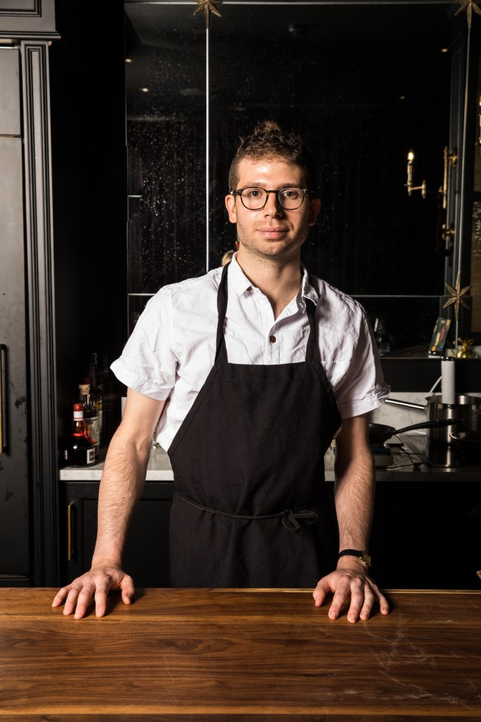Executive Chef David Hoover