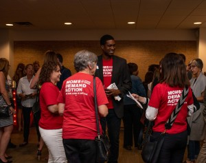 Moms Demand Action attends The Patachou Foundation Speakers Forum