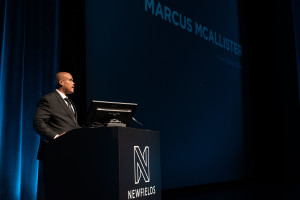 Keynote Speaker Marcus McAllister of CURE Violence