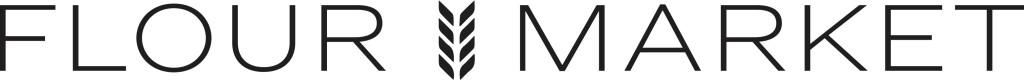 Flour Market Logo black
